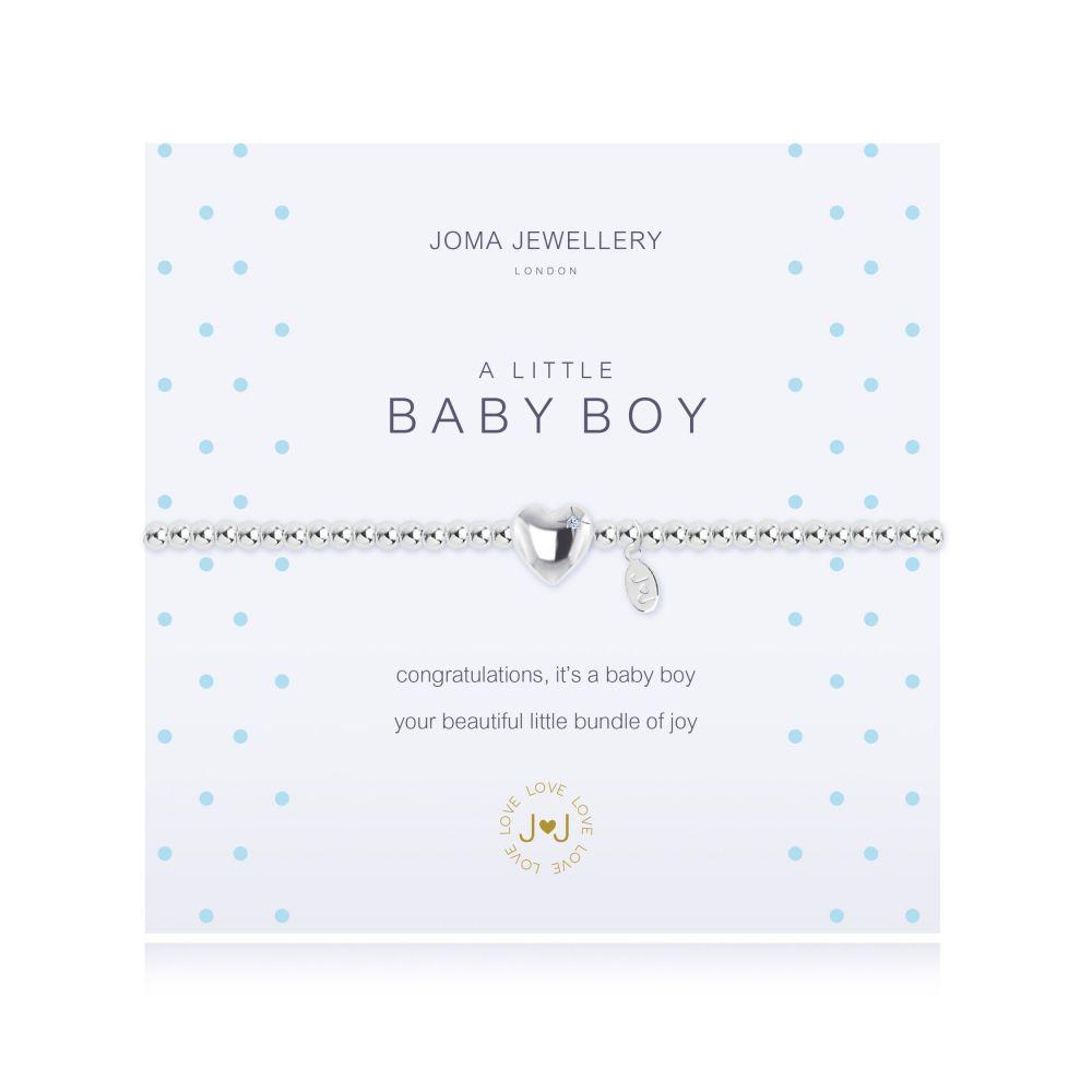Joma Bracelet - Baby Boy, Jewellery