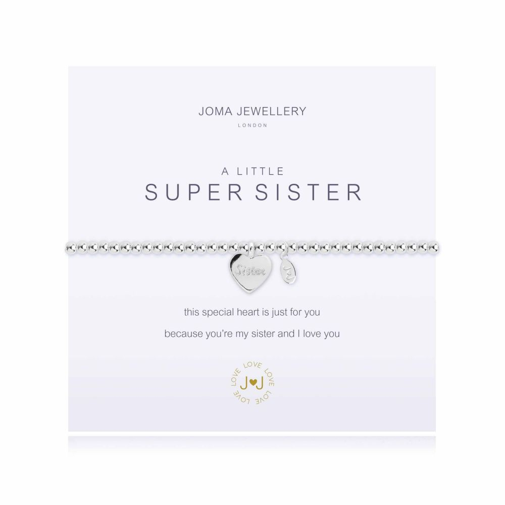 Joma Bracelet - Super Sister, Jewellery