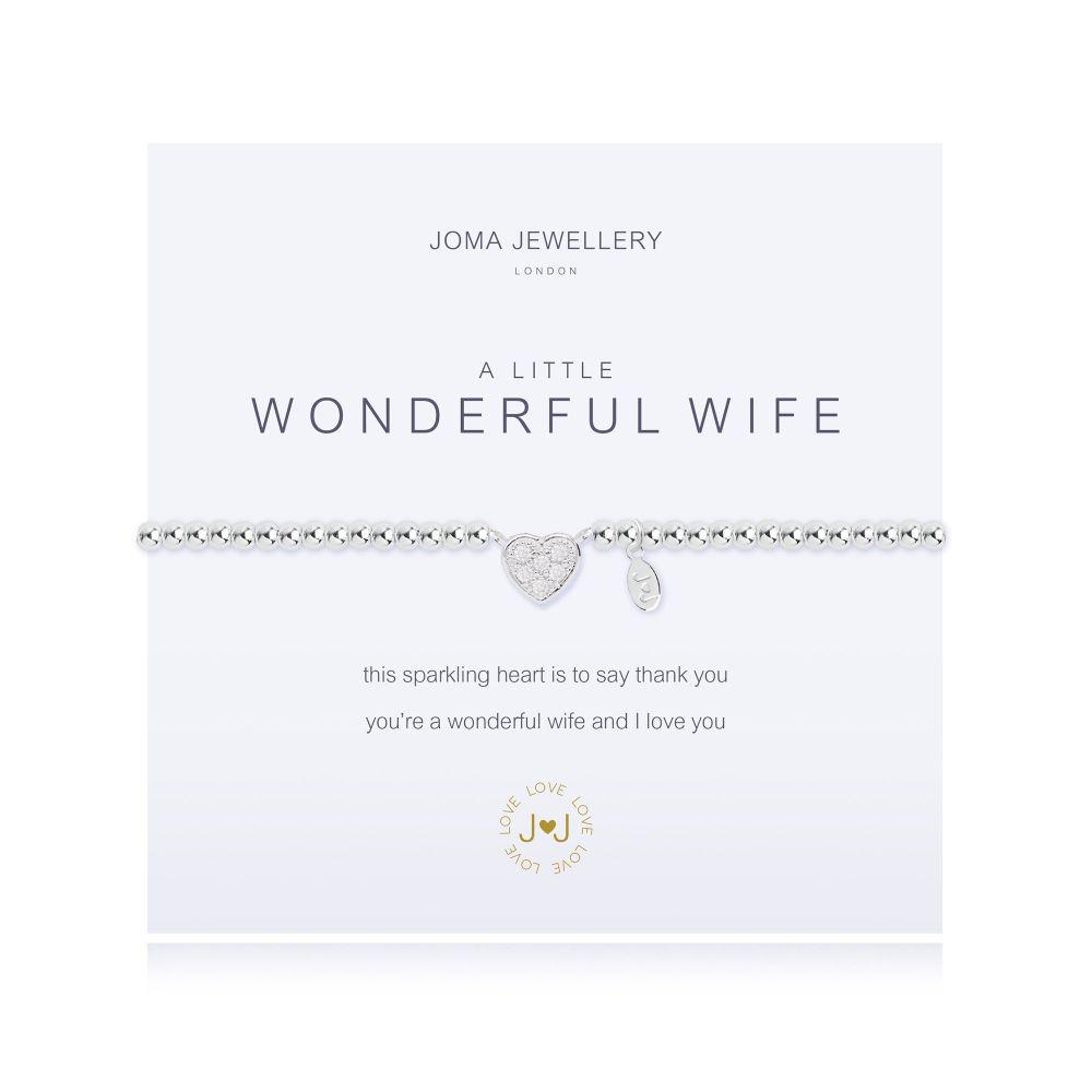 Joma Bracelet -  Wonderful Wife, Jewellery