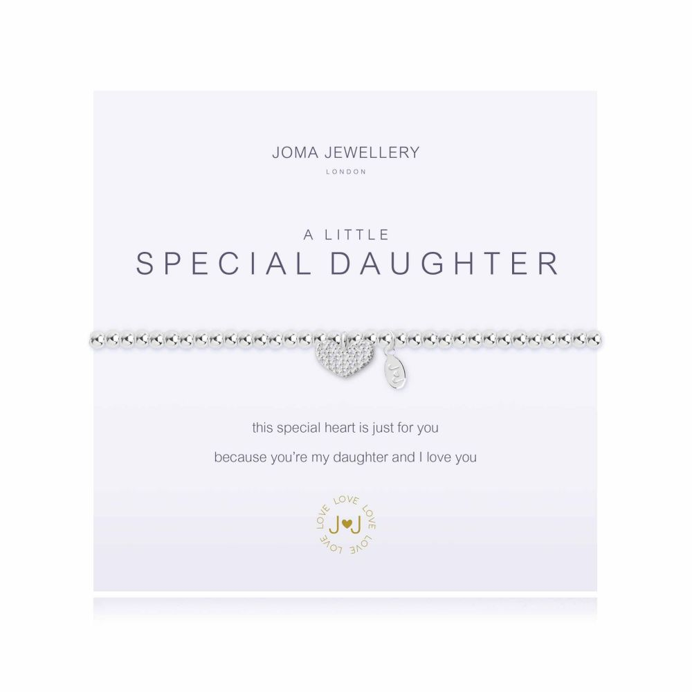 Joma Bracelet - Special Daughter, Jewellery