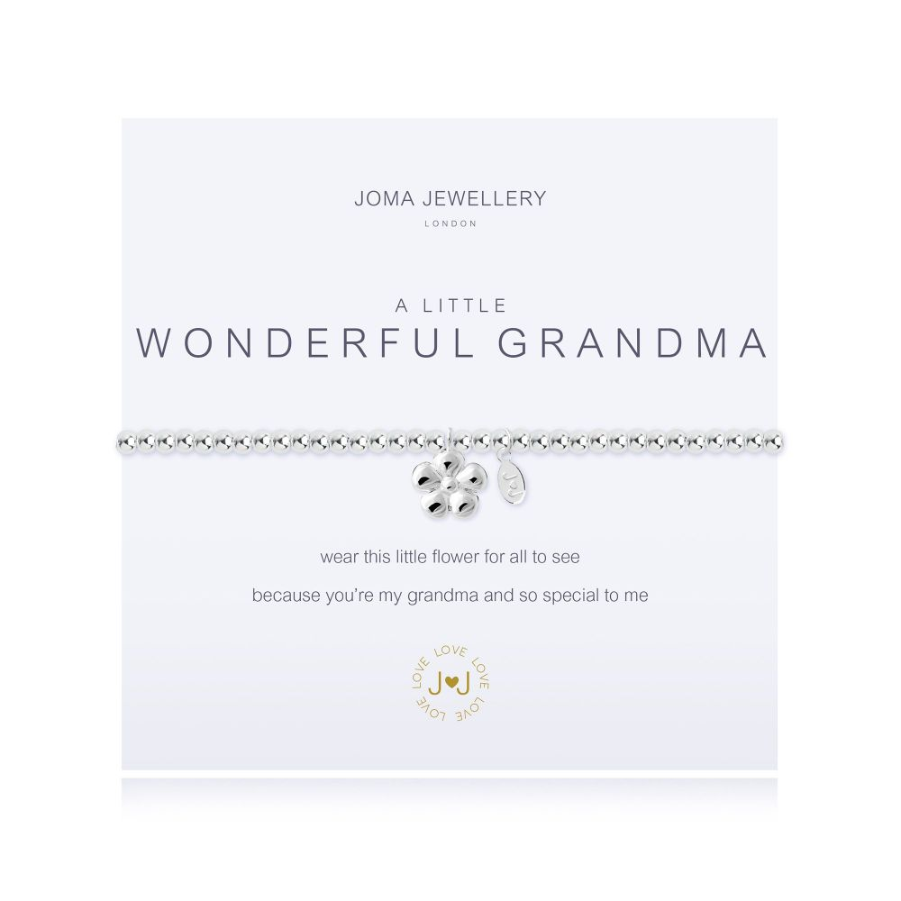 Joma Bracelet - Wonderful Grandma, Jewellery