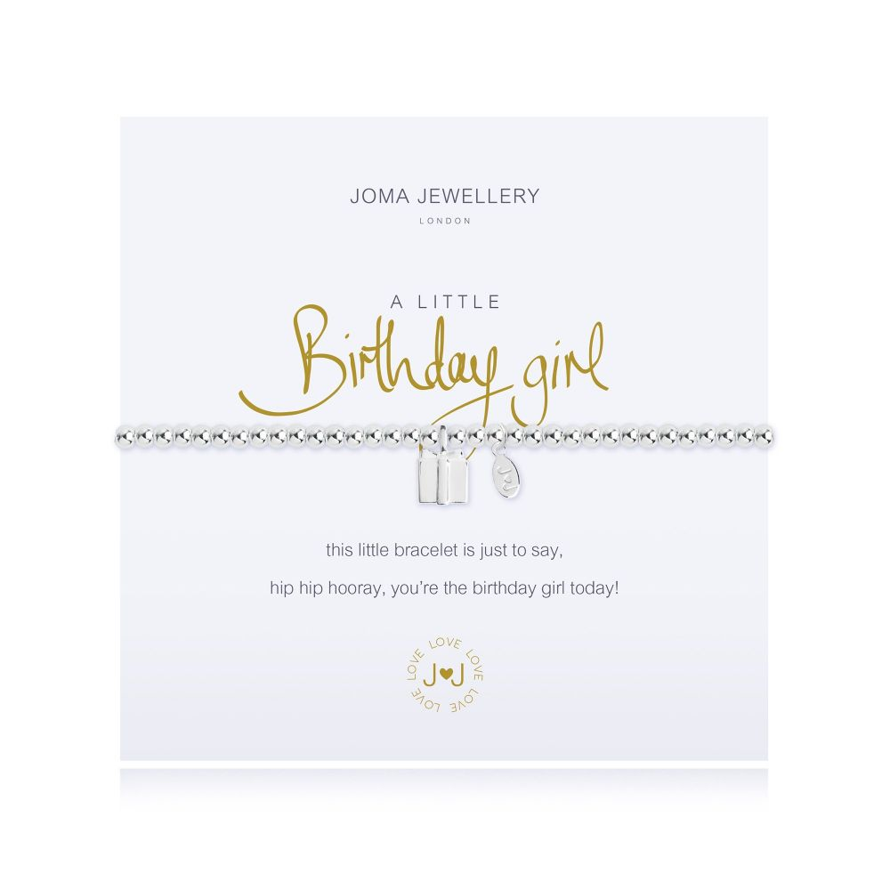 Joma Bracelet - Birthday Girl, Jewellery