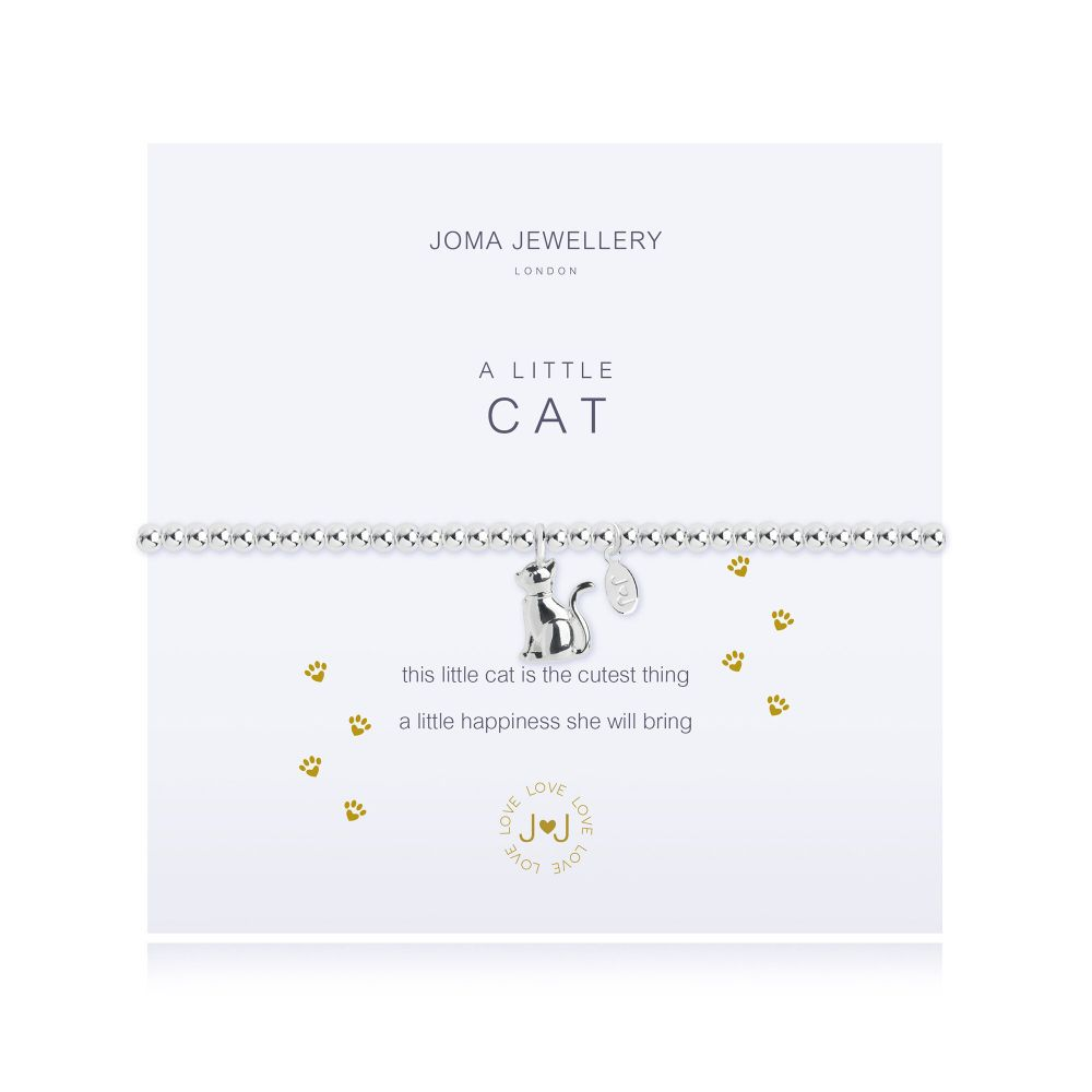 Joma Bracelet - Cat, Jewellery
