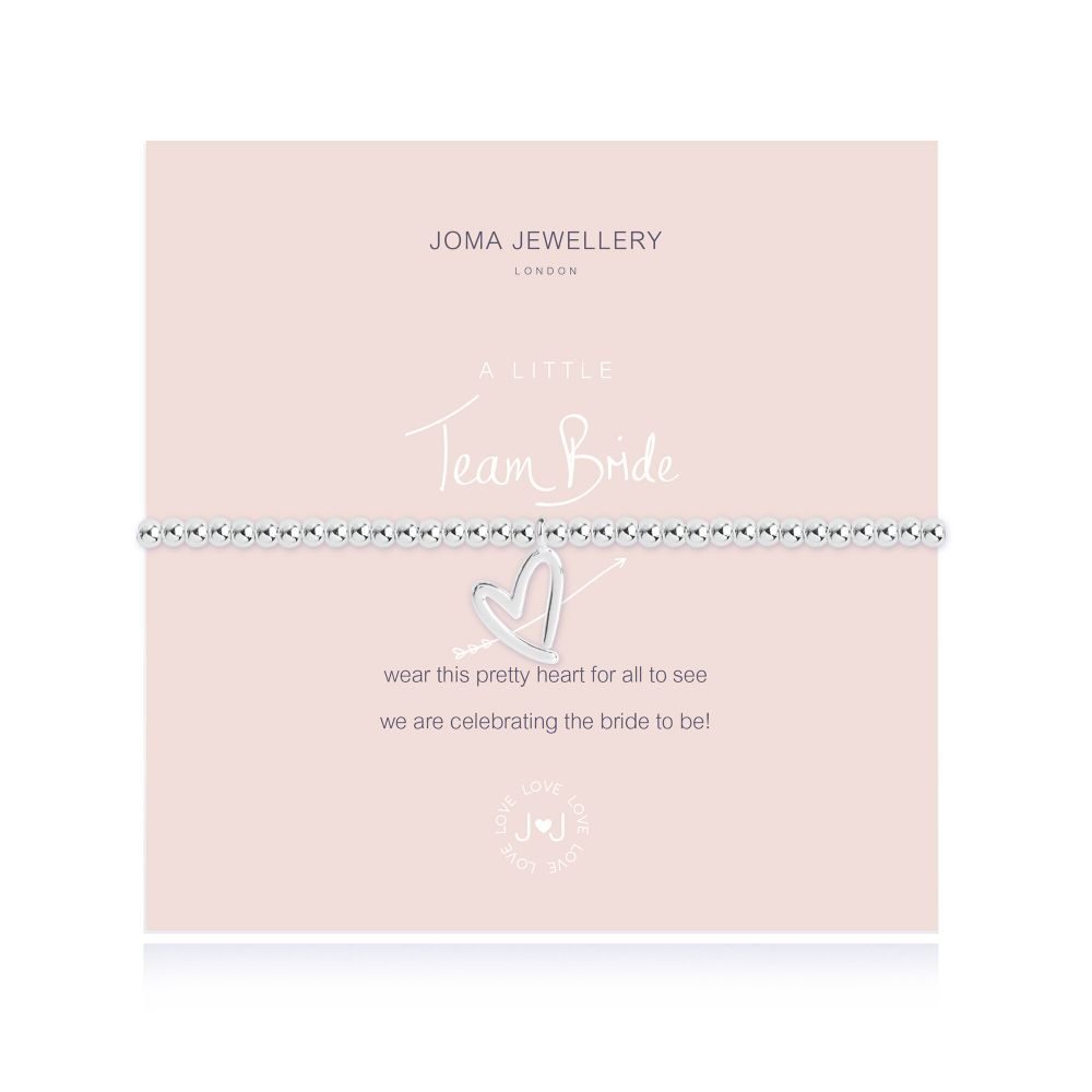 Joma Bracelet - Team Bride, Jewellery