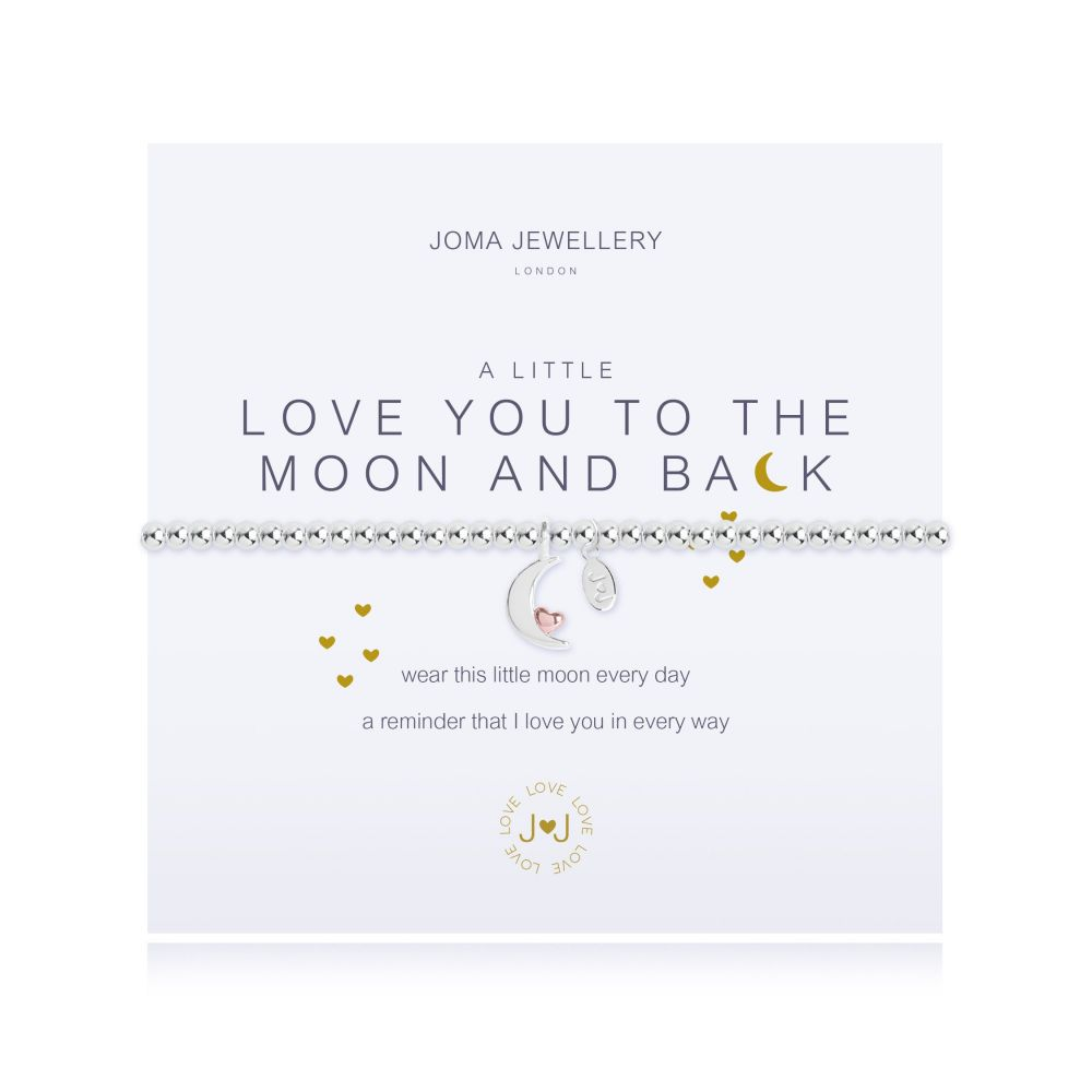 Joma Bracelet - Love you to the Moon and Back, Jewellery