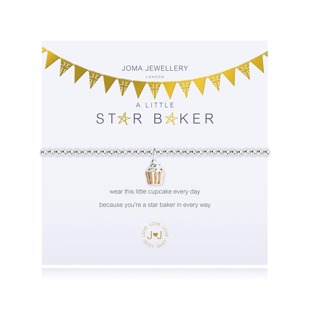 Joma Bracelet - Star Baker, Jewellery