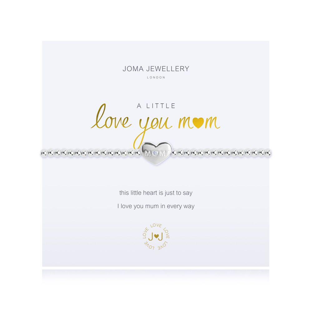 Joma Bracelet -  Love you Mum, Jewellery