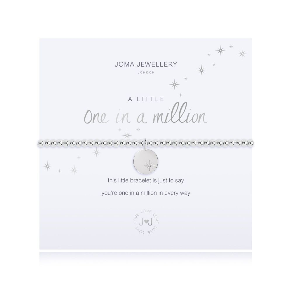 Joma Bracelet -  One in a Million, Jewellery
