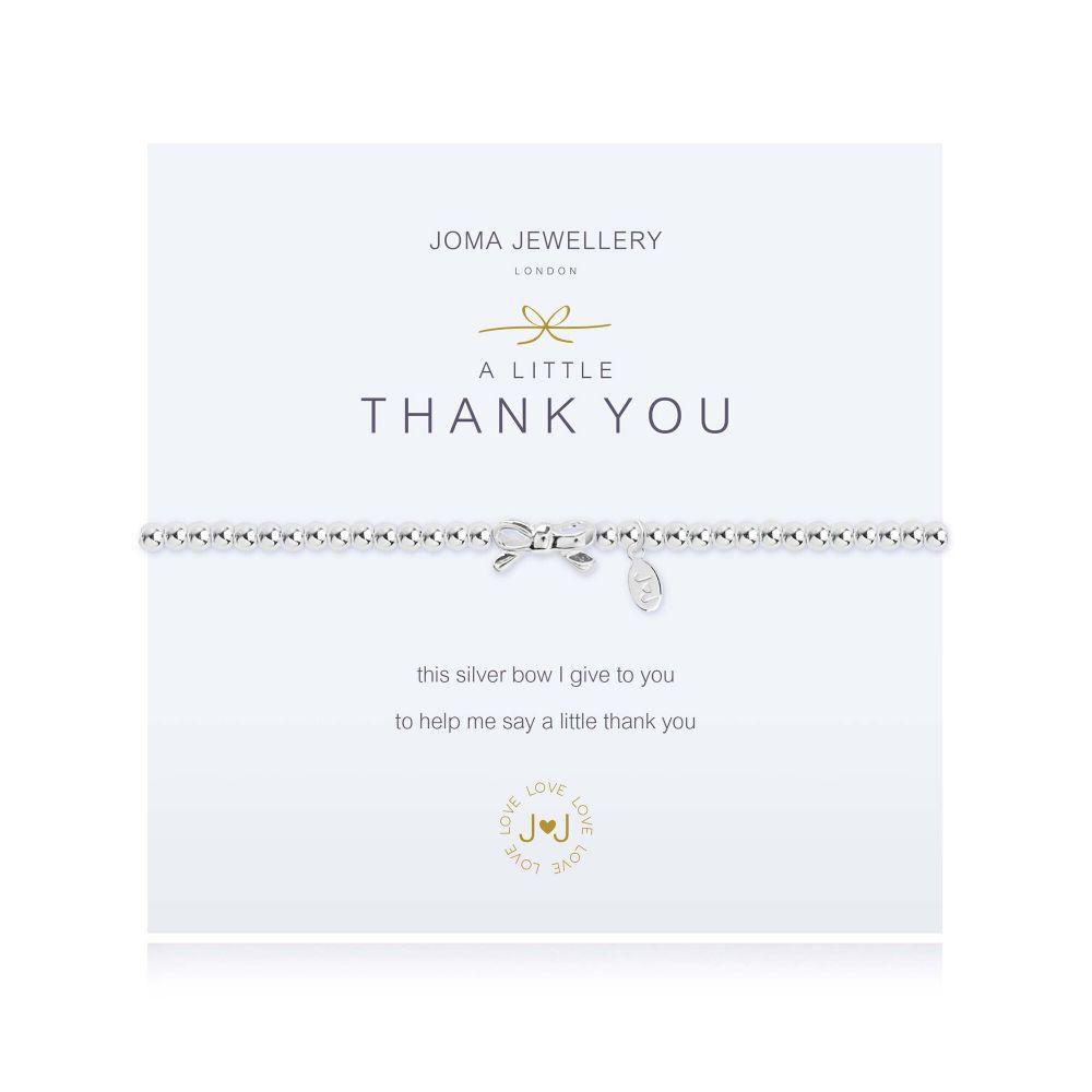 Joma Bracelet - Thank you, Jewellery