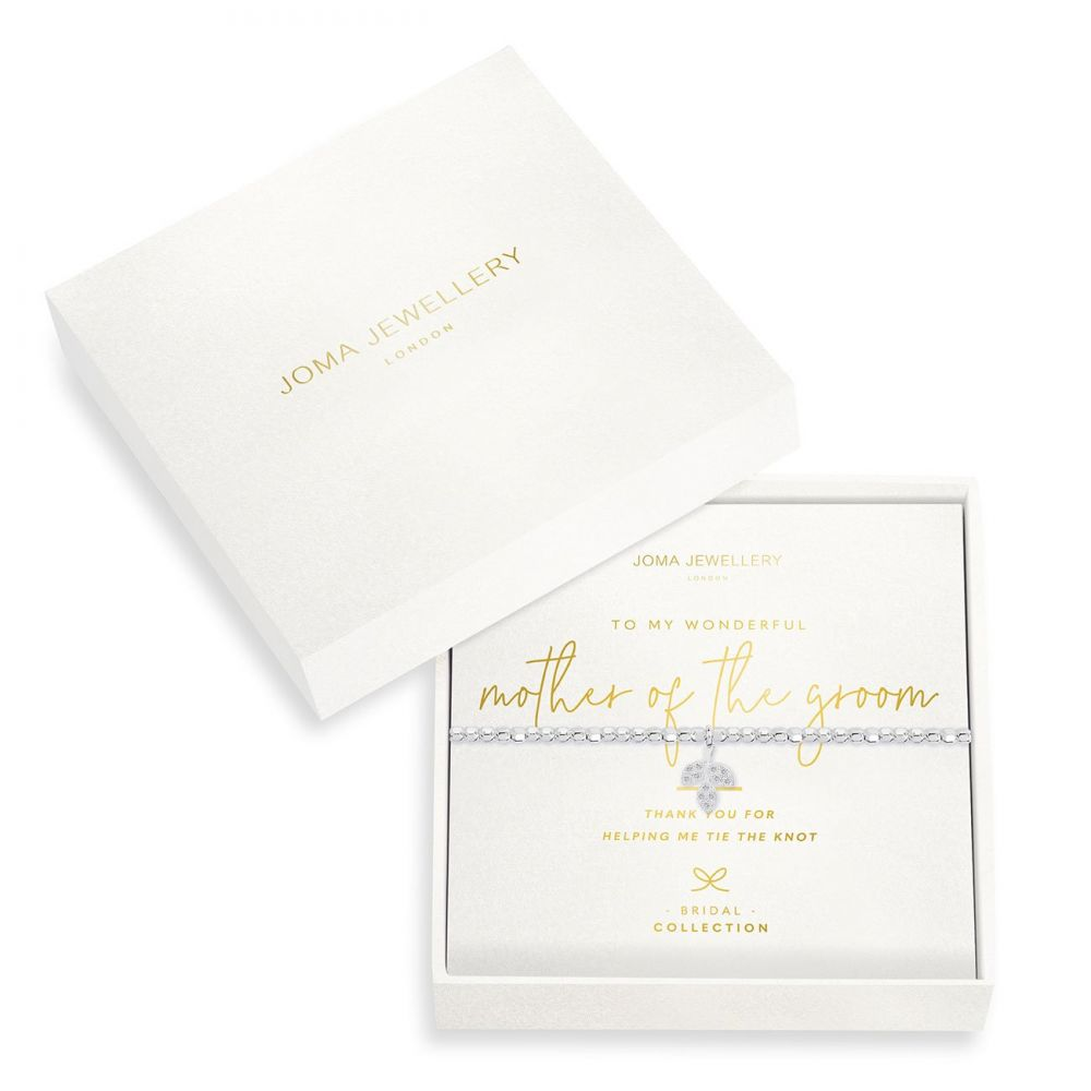 Joma Boxed Mother of the Groom Bracelet, Jewellery