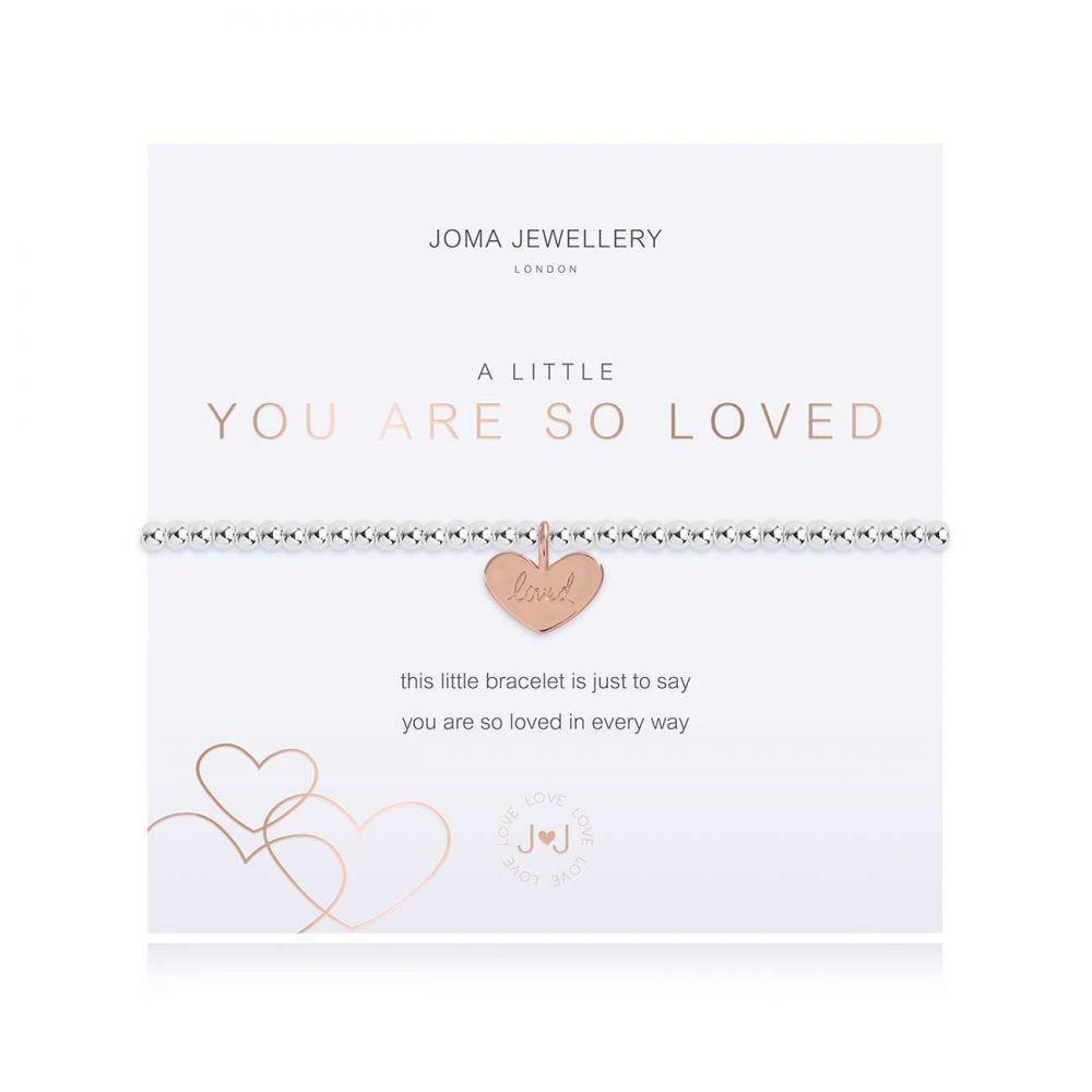 Joma Bracelet -  You Are So Loved, Jewellery