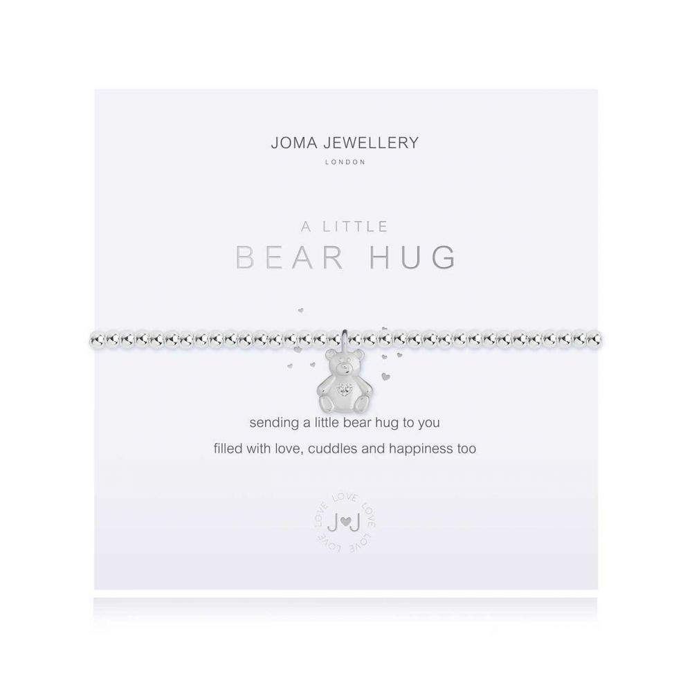 Joma Bracelet -  Bear Hug, Jewellery