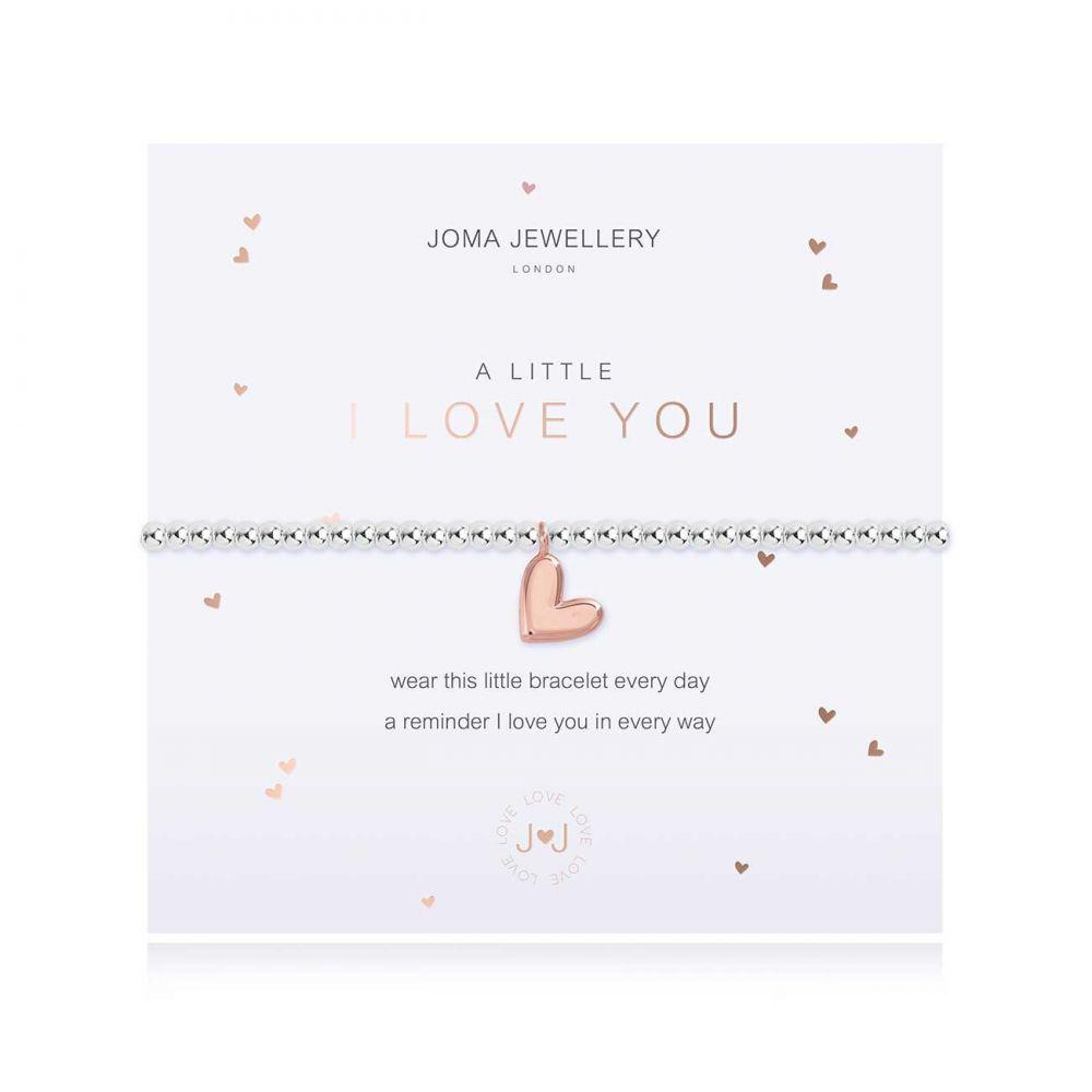 Joma Bracelet -  I Love You, Jewellery
