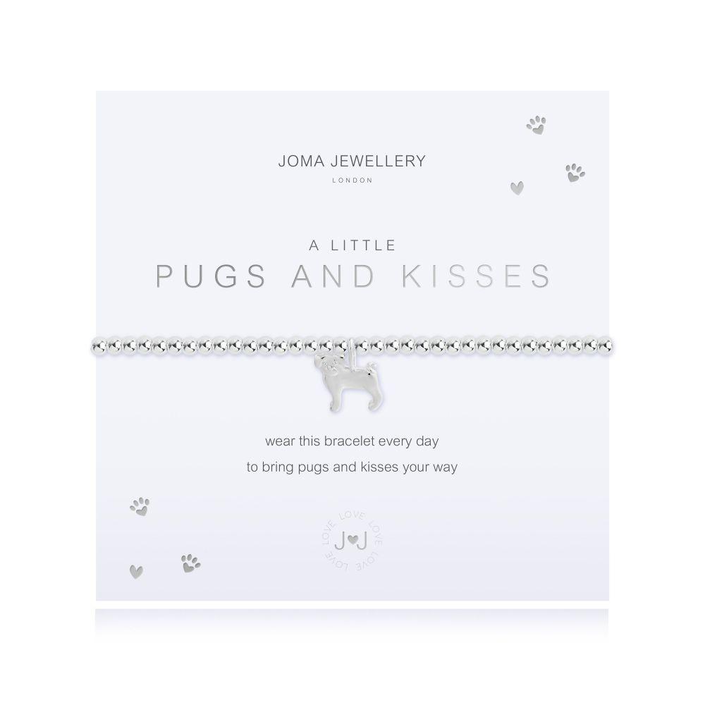 Joma Bracelet -  Pugs and Kisses, Jewellery