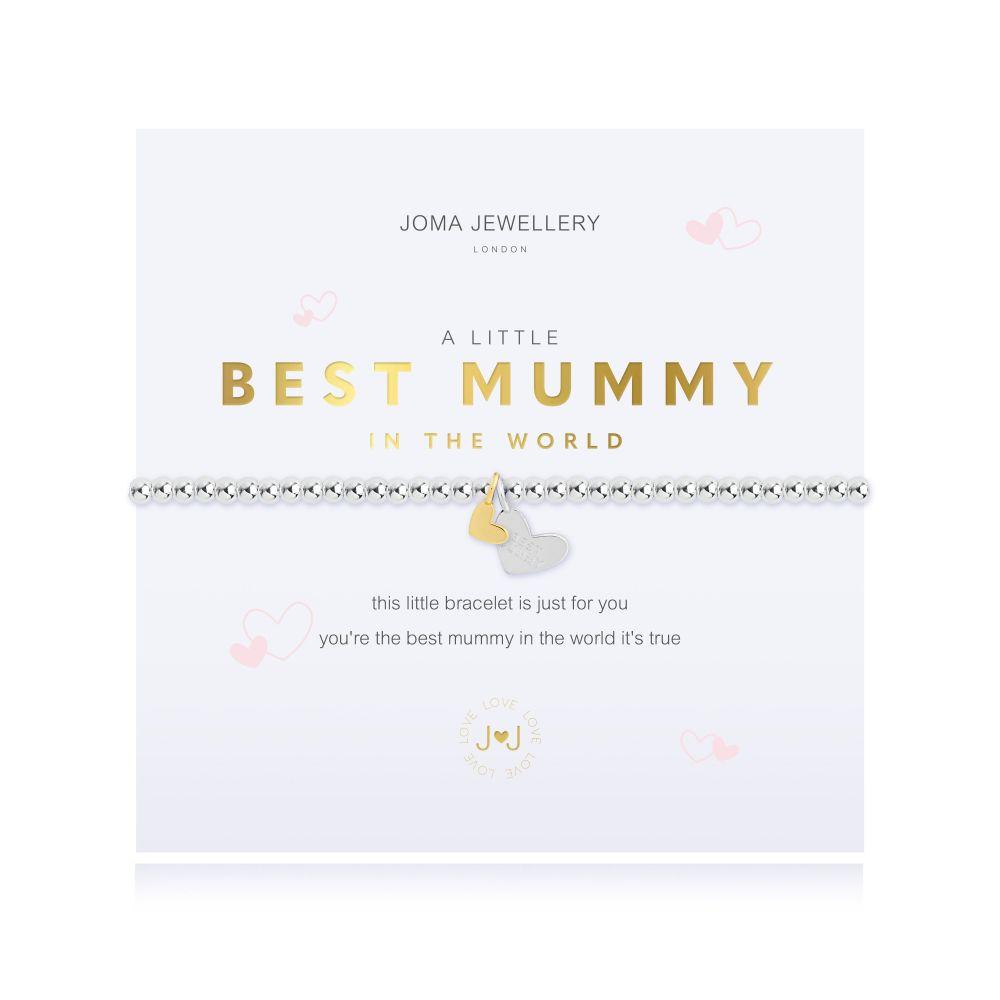 Joma Bracelet -  Best Mummy In The World, Jewellery