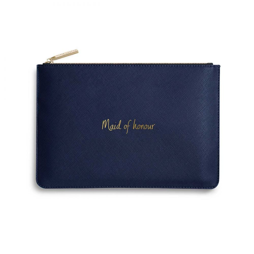 Katie Loxton Perfect Pouch - Maid Of Honour, Katie Loxton