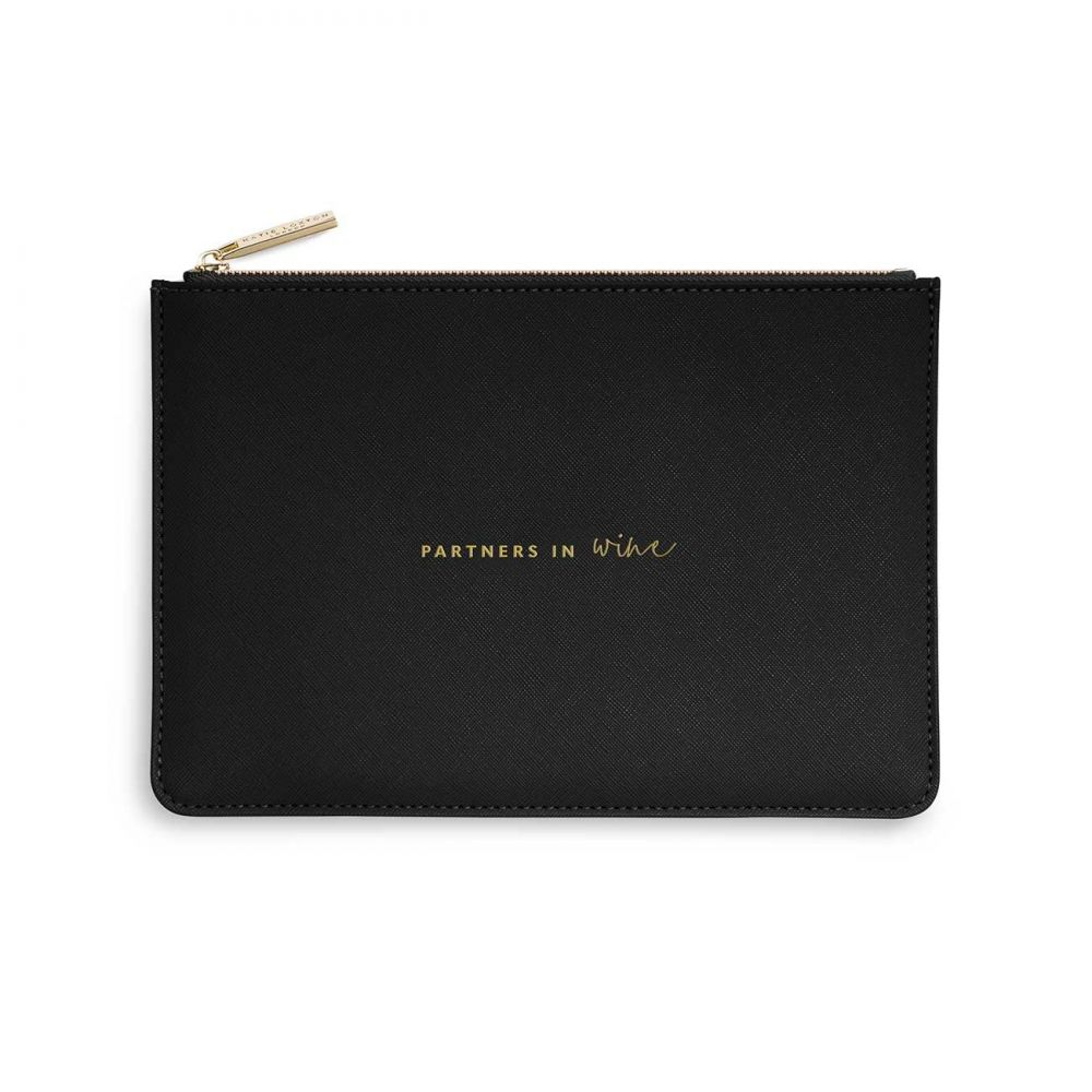 Katie Loxton Perfect Pouch - Partners in Wine, Katie Loxton