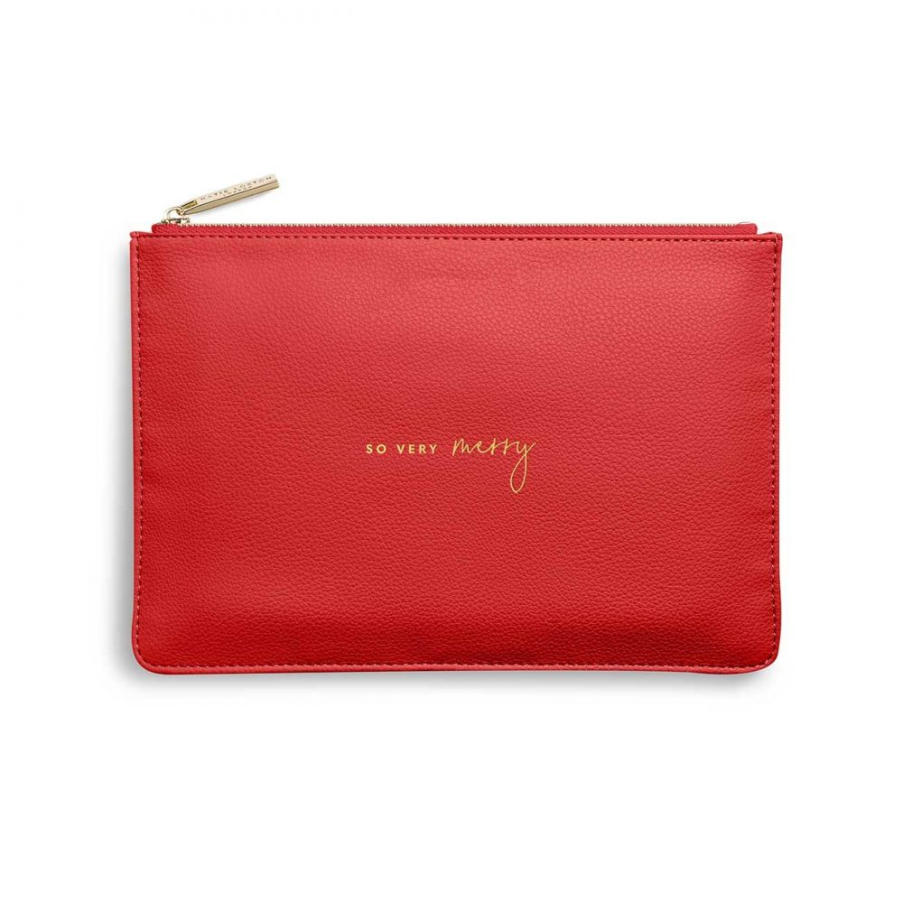 Katie Loxton Perfect Pouch - So Very Merry, Katie Loxton