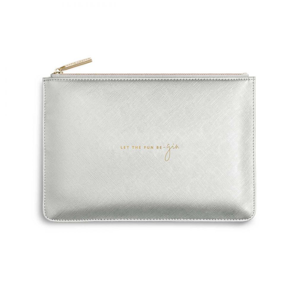 Katie Loxton Perfect Pouch - Let the Fun Be-Gin, Katie Loxton