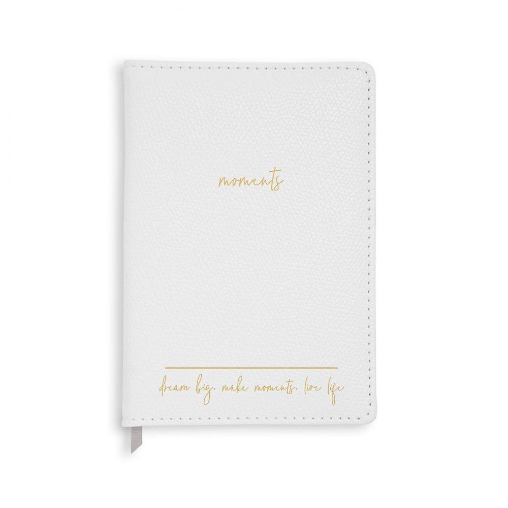 Katie Loxton A5 Notebook - Dream Big, Make Moments, Love Life, Katie Loxton