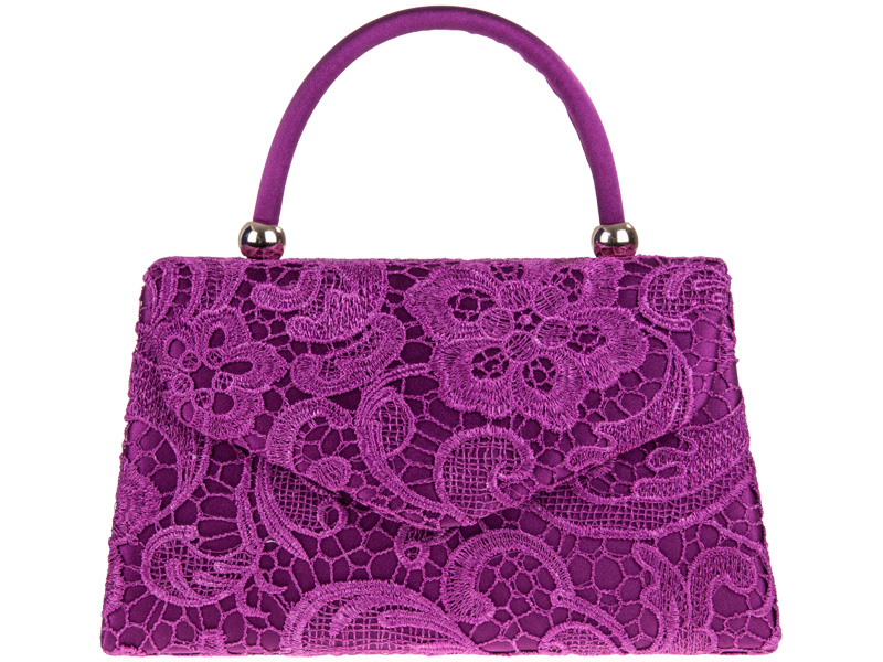 Lace Handle Bag, Accessories
