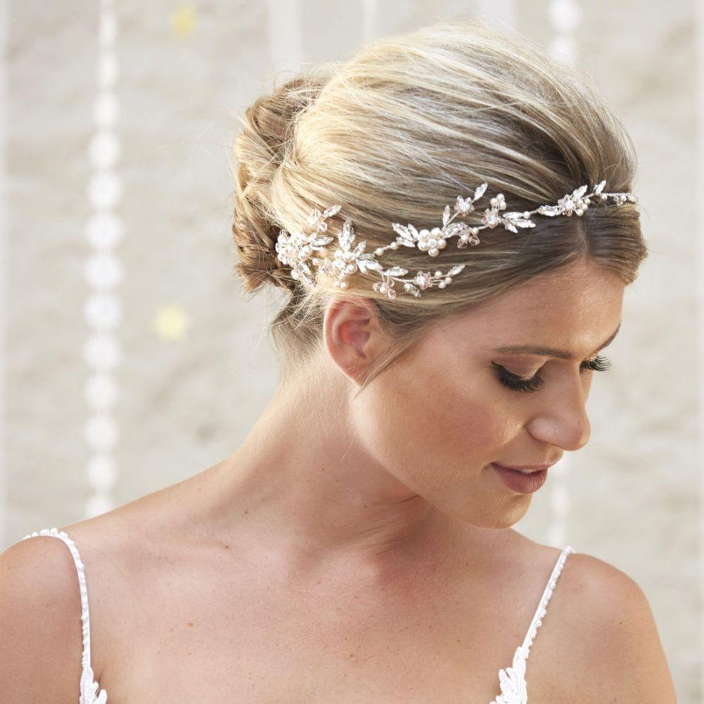 Selene Bridal Hair Vine, Bridal Hair Accessories