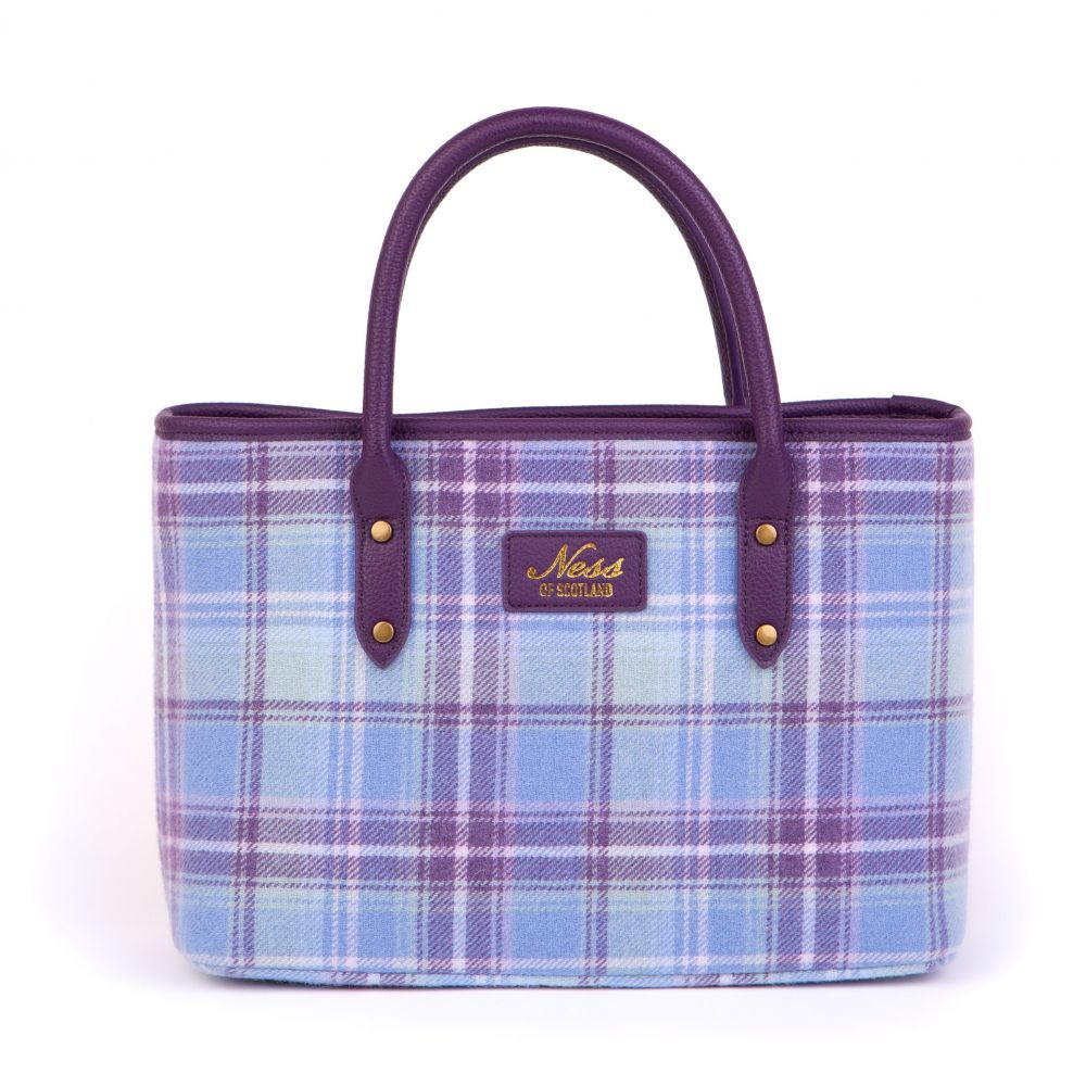 Ness Tweed Bag - Beauly Heather, Accessories