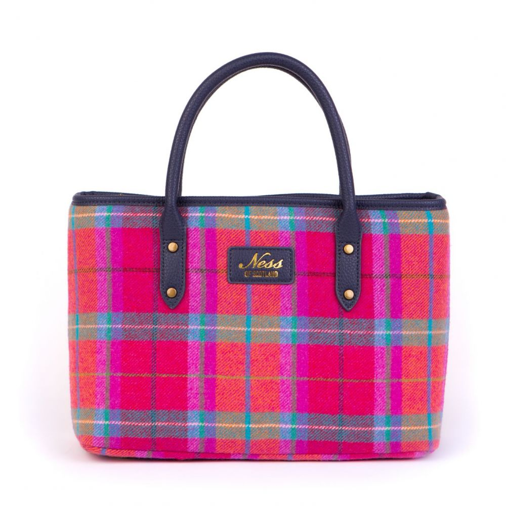 Ness Tweed Bag - Beauly Melrose, Accessories
