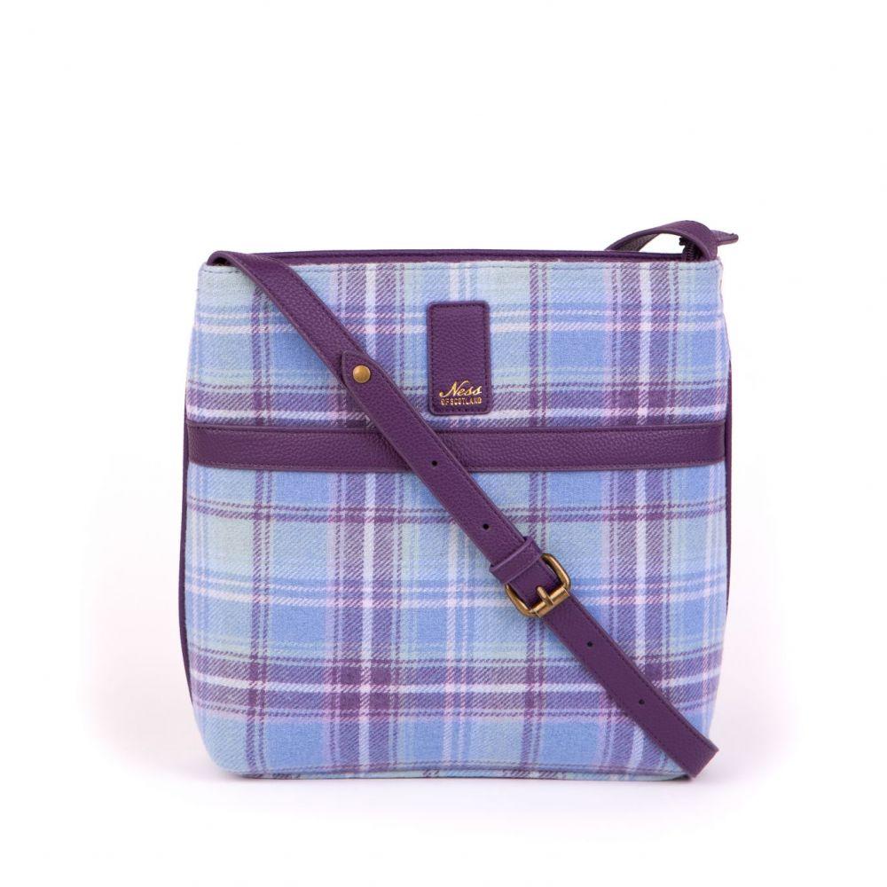Ness Tweed Bag - Dormie Cross Body Heather, Accessories