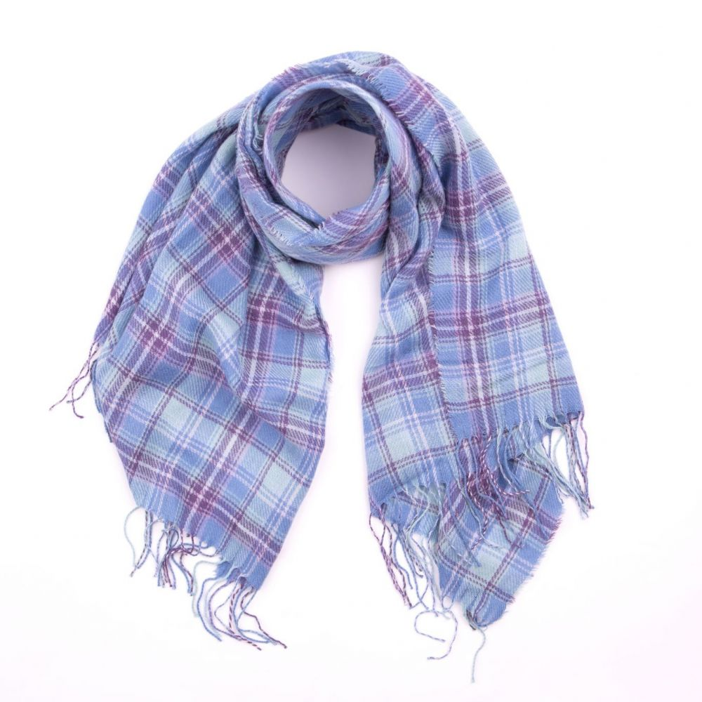 Ness Wilfred Scarf - Heather, Accessories