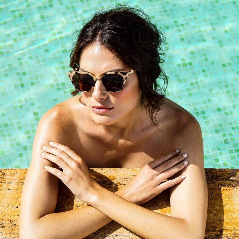 Powder Sophia Sunglasses, Accessories