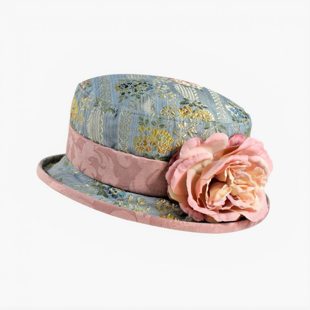 Proppa Toppa Vintage Small Brim Hat, Ladies Hats