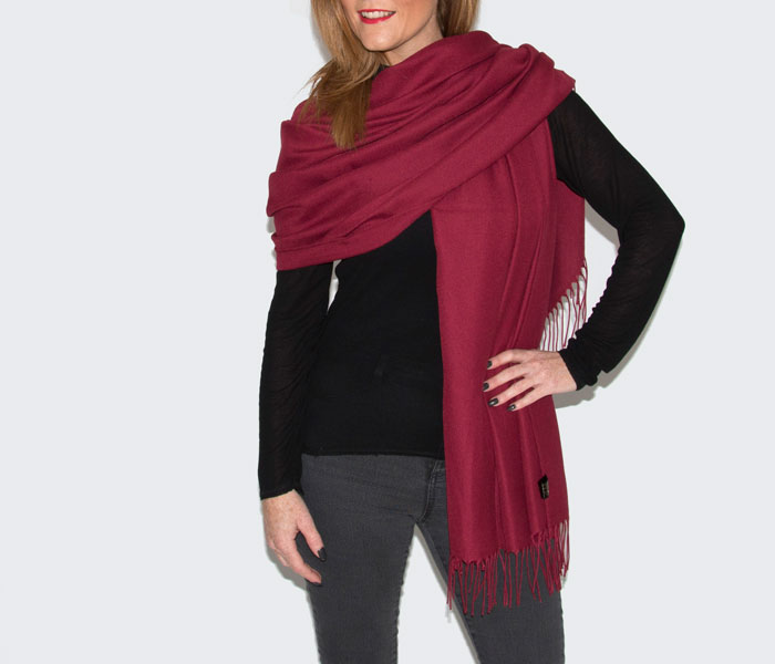 Super Soft Classic Italian Mulberry Pashmina, Accessories