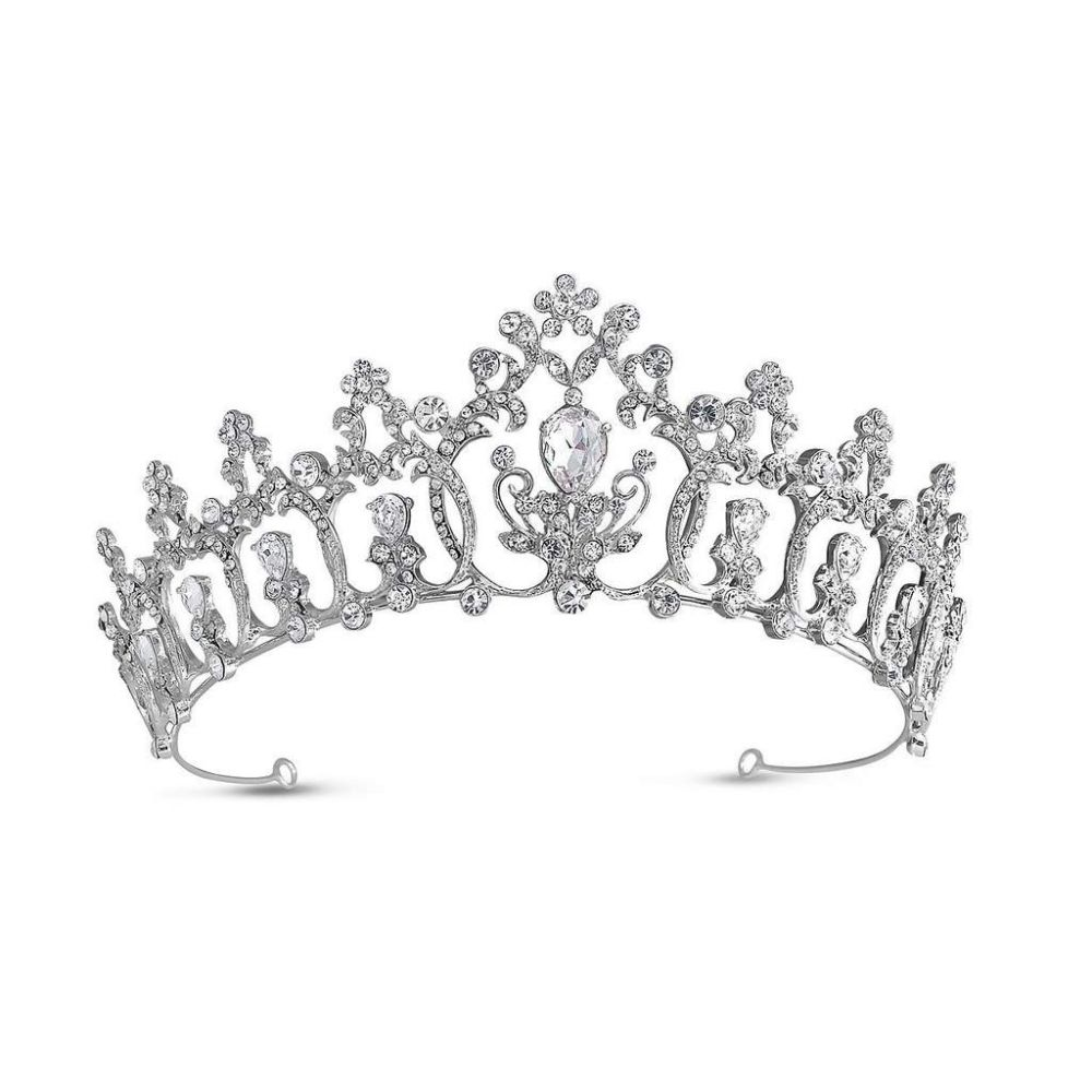 Eternity Diamante Regal Style Tiara, Tiaras