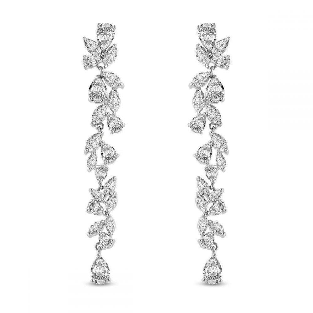 Clara Crystal Bridal Earrings, Jewellery