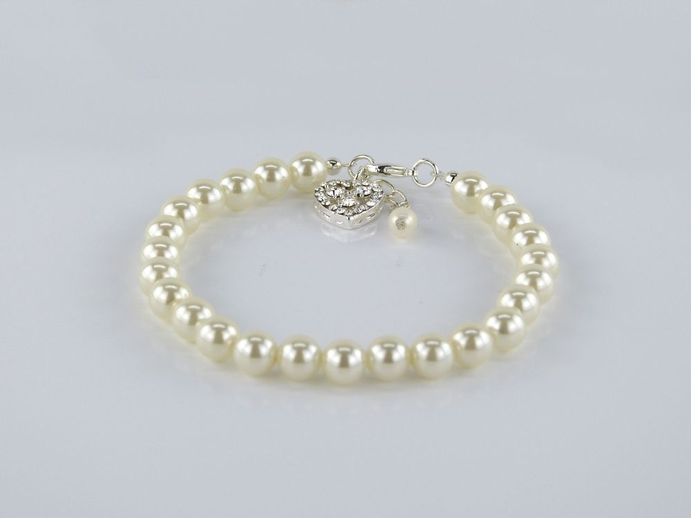 Hepburn Freshwater Pearl Bracelet, Jewellery