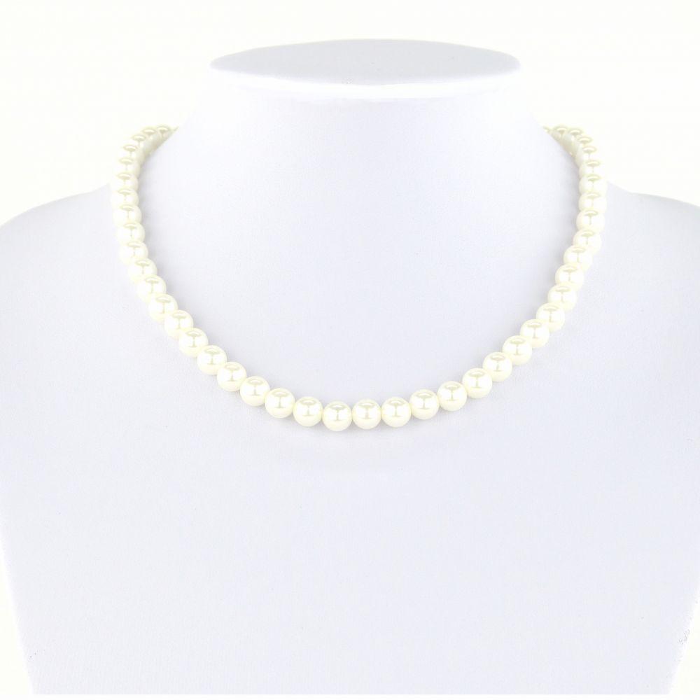 Hepburn Freshwater Pearl Bridal Necklace, Jewellery