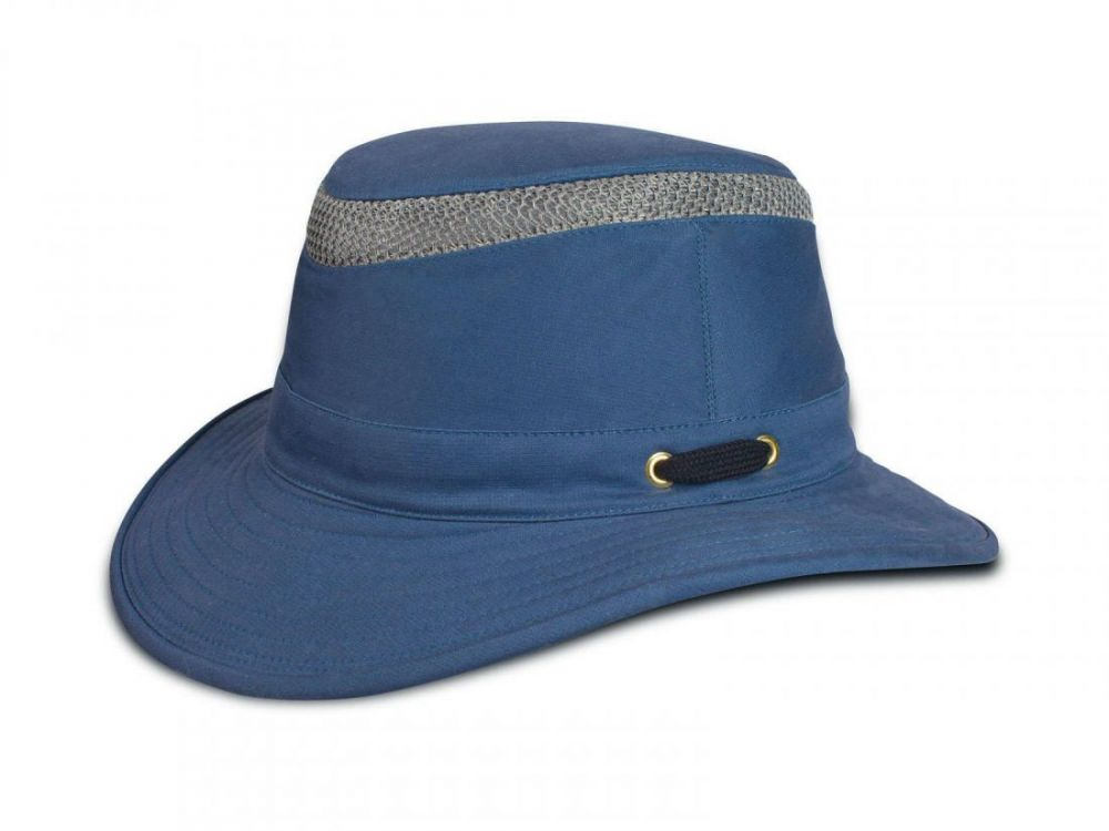 Tilley - T5MO Organic AIRFLO<sup>&reg;</sup> - Mid Blue, Tilley Hats
