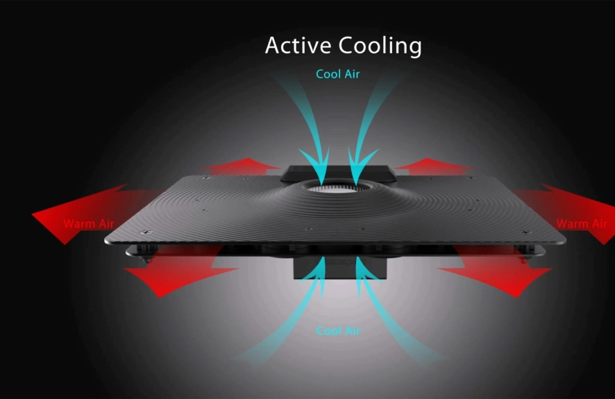 Active Cooling