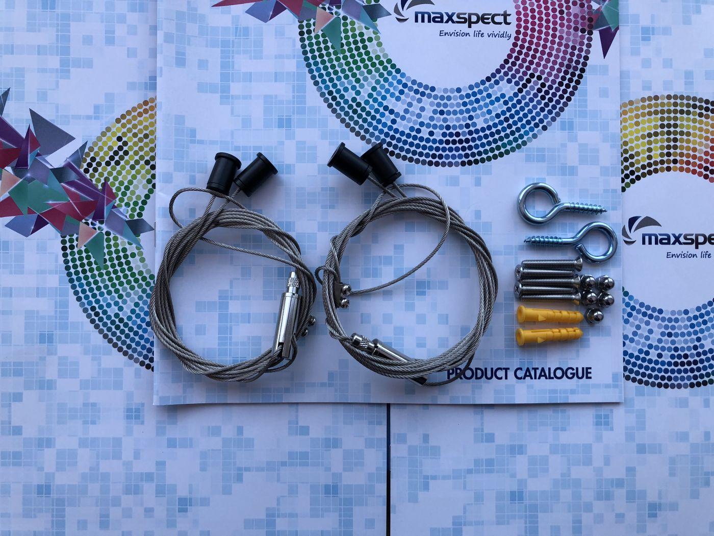Maxspect Recurve Suspension / Hanging Kit