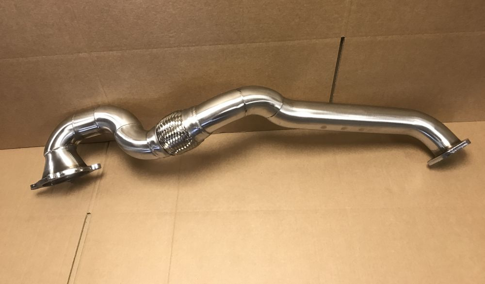 Vw T4 2.5Tdi Turbo Downpipe.