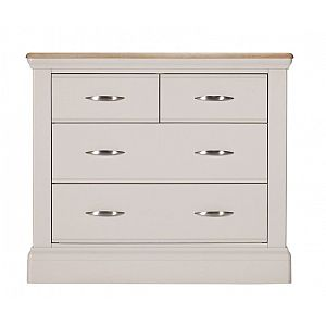 Tenby 2+2 Chest of Drawers