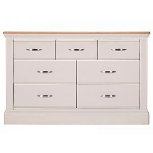 Tenby 3+4 Chest of Drawers