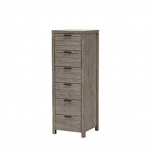 Tuscan Springs 6 Drawer Tall Chest