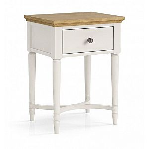 Annecy Nightstand Oak Top