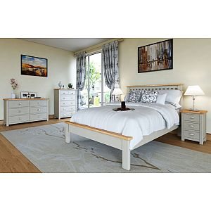 Portland Stone Bedroom Collection
