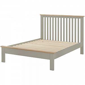 Portland Stone 4'6 Bed