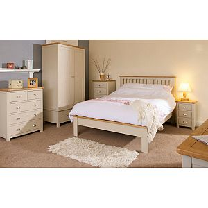 Portland Cream Bedroom Collection
