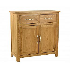 Essentials Oak Mini Sideboard