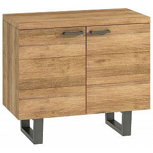 Earth Oak Small Sideboard